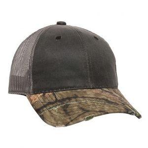 Imperial Mens Women Mesh Baseball Cap Adjustable Snapback OutdoorSun Hat